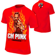 CM Punk Best In the Underworld T-Shirt
