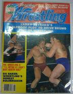 Inside Wrestling - August 1980