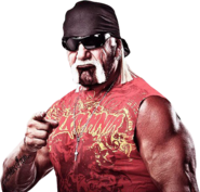 Hulk Hogan7 cutout by Crank