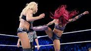 Smackdown 8-6-15 Diva Tag Team 009