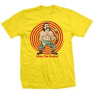 Jake Roberts Obey The Snake T-Shirt