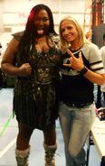 Niki Nitro & Awesome Kong