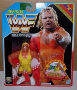 WWF Hasbro 1992 Mr Perfect