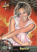 1999 WCW Embossed (Topps) Spice 64