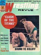 Wrestling Revue - April 1970