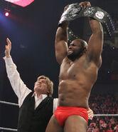 1st reign as ecw champion ezekiel jackson