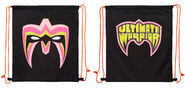 Ultimate Warrior Parts Unknown Drawstring Bag
