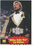2012 WWE Heritage Trading Cards Ted DiBiase 91