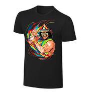 Macho Man Rob Schamberger Art Print T-Shirt