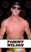 Tommy Wilson - Mayhem Wrestling Entertainment Profile Pic