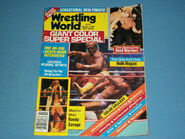 Wrestling World - October 1987