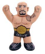 WWE Championship Brawlin' Buddies The Rock