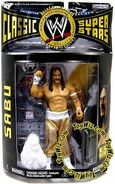 WWE Wrestling Classic Superstars 10 Sabu