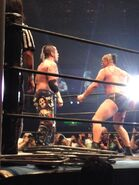 DDT Ryogoku Peter Pan 2014 - Street Fight 002