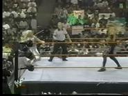 Tennessee Lee, jeff Jarrett, & Edge
