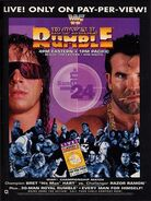 Royal Rumble 1993 Poster
