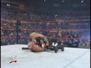 Royal Rumble 2000 Jericho-Holly