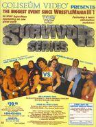 Survivor Series 1987