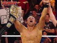 The Miz wwe champion