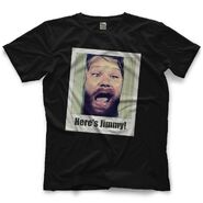 Hacksaw Here's Jimmy! T-Shirt