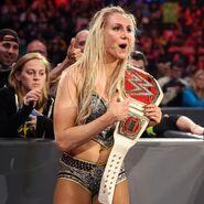 Charlotte 7 WWE Women's Champion