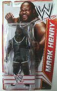 WWE Series 22 Mark Henry