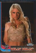2008 WWE Heritage III Chrome Trading Cards Kelly Kelly 66