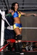 Darci Drake - at - Classic Wrestling