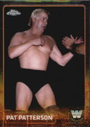 2015 Chrome WWE Wrestling Cards (Topps) Pat Patterson 86