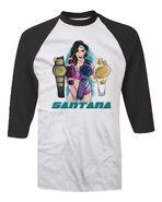 Santana Garrett Belts Baseball Tee Shirt
