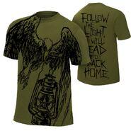 Bray Wyatt Follow The Light Youth Authentic T-Shirt