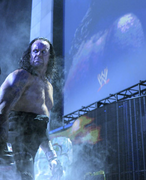 Undertaker ramp smoke