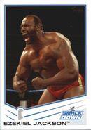 2013 WWE (Topps) Ezekiel Jackson 55
