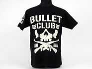 Bullet Club 'Bone Soldier' T-Shirt