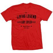 Larry Zbyszko Hall of Famer T-Shirt