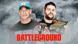 WWE Battleground 2015 - John Cena vs. Kevin Owens