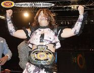 Hiroka CMLL World Womens