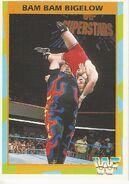 1995 WWF Wrestling Trading Cards (Merlin) Bam Bam Bigelow 144