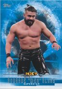 2017 WWE Undisputed Wrestling Cards (Topps) Andrade Almas 42
