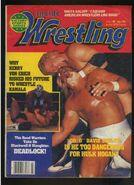 Inside Wrestling - August 1986