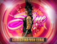 Christine Von Eerie Shine Profile