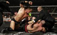WWE ECW 22-4-08 Kane and La Familia