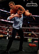 2011 Topps WWE Champions Wrestling Alex Riley 43