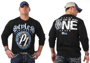 AJ Styles (There Can Be Only One) Long Sleeve
