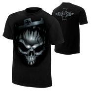 HHH King of Kings Retro T-Shirt