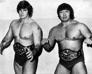 Tony Garea and Dean Ho