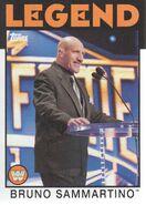 2016 WWE Heritage Wrestling Cards (Topps) Bruno Sammartino 77