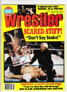The Wrestler - March 1989