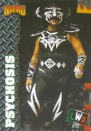 1999 WCW-nWo Nitro (Topps) Psychosis 52