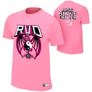 Rob Van Dam Rise Above Cancer T-Shirt
